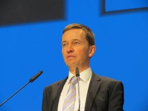 Bernd Lucke. BPT Bremen 2015. Bildrechte:  Frederick Kühne
