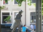 Skulptur in Speyer (D)