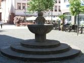 Brunnen in Speyer