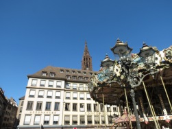 Karusell Straßburg / Strasbourg