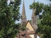 Dom St. Pierre + Paul in Ville d` Obernai