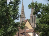 Dom St. Pierre + Paul in Ville d` Obernai