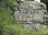 Pro Deo, Fide et Alemannia : Für Gott, Glauben und Deutschland