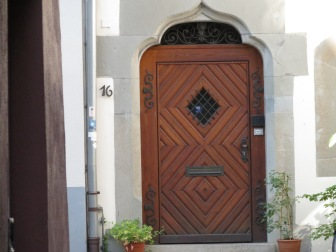 Hausportal Konstanz