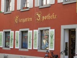 Biergarten Apotheke Konstanz