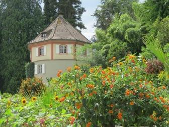 Turm Schlosspark Mainau