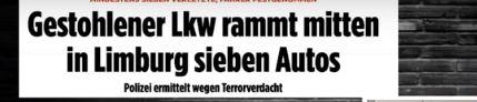 Terrorverdacht